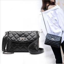 shop HAMI BOUTI - Túi xách đeo chéo da cao cấp kèm 2 dây đeo - T3915