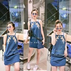 đầm jean Quảng Châu