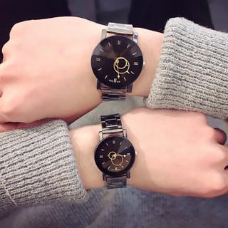 Đồng Hồ Đôi Hàn Quốc- 250K 1 đôi - 8398 - 8398 thumbnail