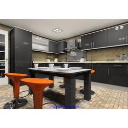 tủ bếp arcrylic 10