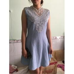 Đầm xòe cao cấp Quảng Châu