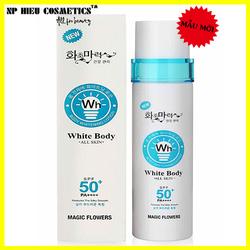 Kem kích trắng White Body SPF 50