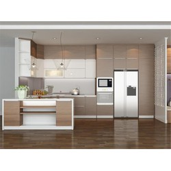 tủ bếp laminate07