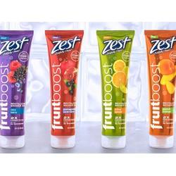 Sữa tắm Zest Fruit Boots gel - 295ml