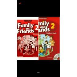 Bộ giáo trình Family and Friends 2