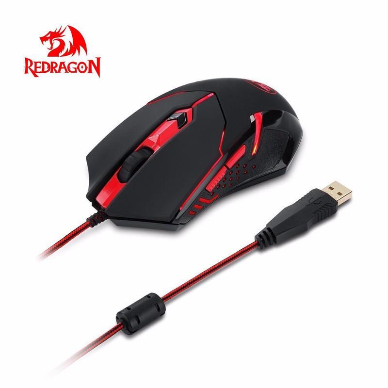 Chuột gaming RedDragon chính hãng 2