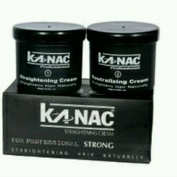 Thuốc duỗi tóc Kanac 600ml x 2