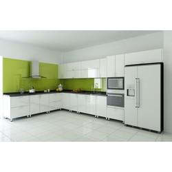 tủ bếp arcrylic 01
