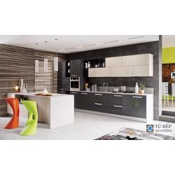tủ bếp arcrylic 08