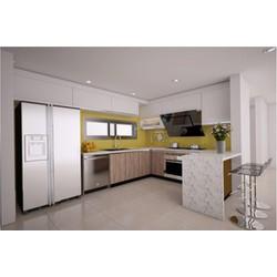 tủ bếp laminate06