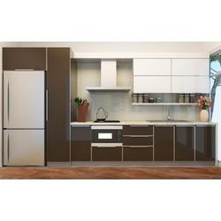 tủ bếp arcrylic 06