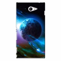 Ốp lưng Sony M2 - Universe