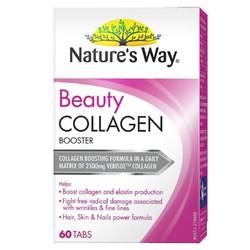 Viên uống Collagen Nature's Way Beauty Collagen 60 viên