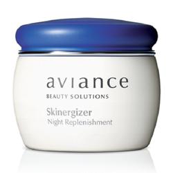 Kem dưỡng ẩm Aviance Skinergizer Night Replenishment