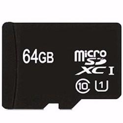 Thẻ nhớ microSD 64G
