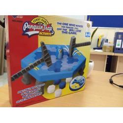Bộ đồ chơi chim cánh cụt trượt cầu tuột