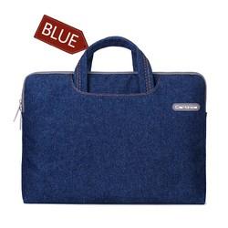 Túi laptop thời trang cao cấp Cartinoe Jean dành cho macbook 11.6 inch