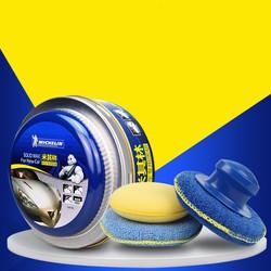 Sáp đánh bóng xe ô tô cao cấp Michelin tặng bộ dụng cụ chăm sóc xe