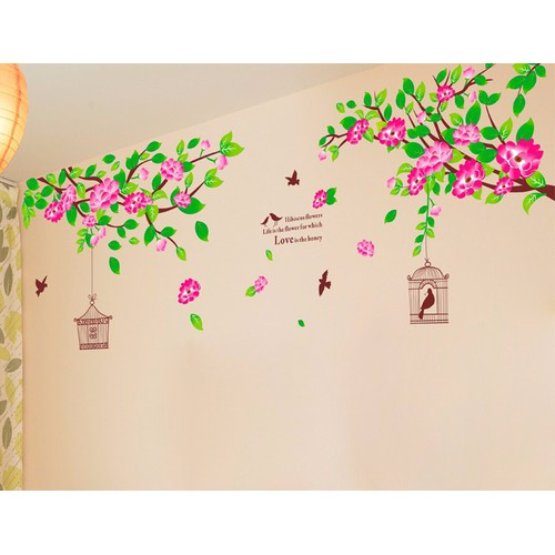 Decal dán tường Cành hoa đào hồng - 4320558 , 5879284 , 15_5879284 , 65000 , Decal-dan-tuong-Canh-hoa-dao-hong-15_5879284 , sendo.vn , Decal dán tường Cành hoa đào hồng