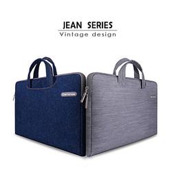 Túi laptop thời trang cao cấp Cartinoe Jean dành cho macbook 15.4 inch