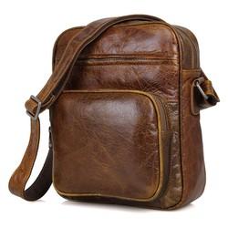 Túi iPad Đeo Chéo Da Bò Cao Cấp SIP053 - 02cMàu