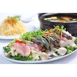 Lẩu Thái hải sản đặc biệt cho 06 người tại Nhà hàng Red House