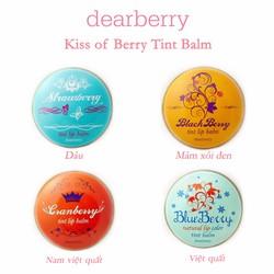 SON DƯỠNG KISS OF BERRY TINT BALM