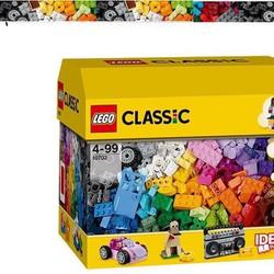 Đồ chơi xếp hình Lego 10702 - Hộp gạch lớn sáng tạo-Hàng order