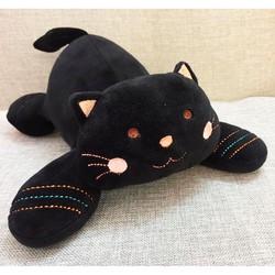 Thú bông mèo đen