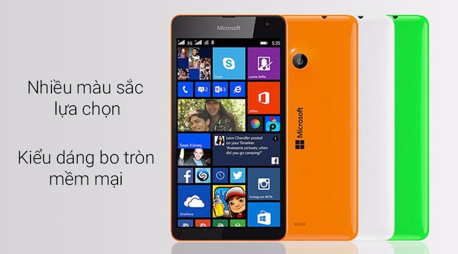 Lumia 535 gia bao nhieu