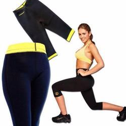 Quần thể dục sinh nhiệt giảm mỡ Hot Shapers