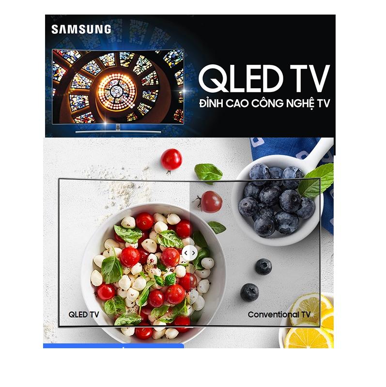 Tivi Samsung QLED QA75Q8CAM 1