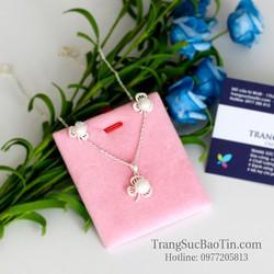 Bộ Trang Sức Nữ Hoa Ngọc Trai