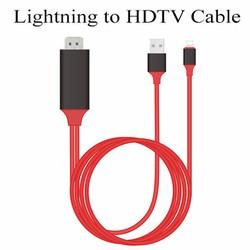 Cáp HDMI Từ Iphone Sang Tivi Không Cần Cài Đặt