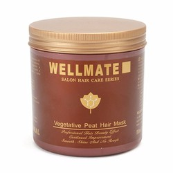 KEM Ủ TÓC WELLMATE SALON HAIR CARE SERIES VEGETATIVE PEAT HAIR MASK