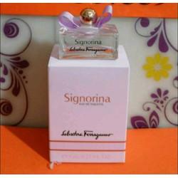 Nước hoa Signorina mini cao cấp nhập khẩu chính hãng 100 chuẩn loại 1