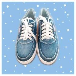 Giày bata nữ Jean