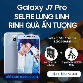 Đặt mua Samsung Galaxy J7 Pro chính hãng giá tốt tại Sendo.vn