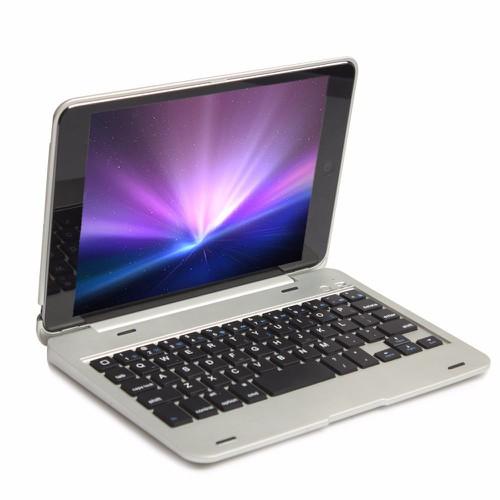 Bàn Phím Biến iP ad mini 4 thành Laptop iP ad mini 4 Bluetooth keyboard PF41