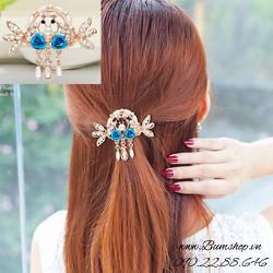 Cài tóc nữ bướm xinh xắn