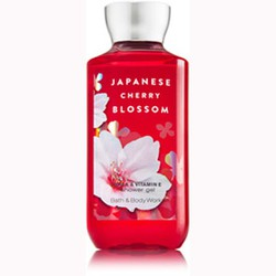 Sữa tắm Bath Body Works 295ml mùi Japanese Cherry Blossom