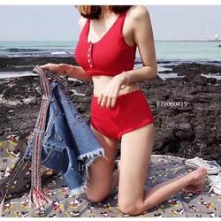 Set len bikini nút hàng nhập QC!  MS: S200624 GS: 140K