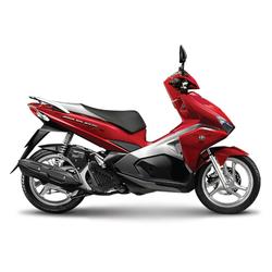 Xe tay ga Honda Air Blade Phiên bản Cao cấp - Đỏ Bạc Đen