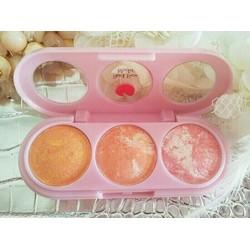 PHẤN MÁ Sivanna colors Peach Beam Blusher