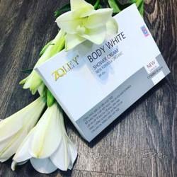 Zoley Body White Shower Cream - Kem tắm trắng toàn thân Zoley 6 in 1