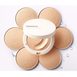 Phấn trang điểm hoàn hảo 3 in 1 Mineral Jelly Pact Innisfree-SPF36