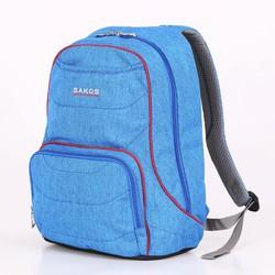 Balo laptop Sakos Active I14 Blue