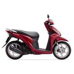 Xe tay ga Honda Vision phiên bản thời trang - Đỏ đậm