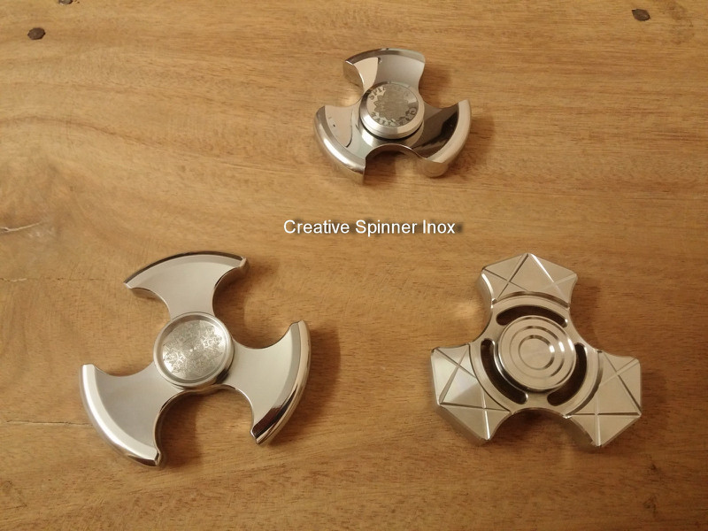 Vòng Bi Sứ 10 phút Siêu Êm Spinner R188 Spinner Túi Nhung 8