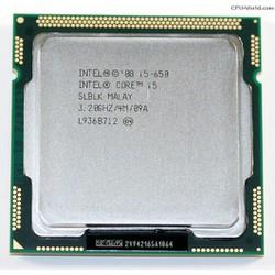 Intel Core i5 650 giá rẻ